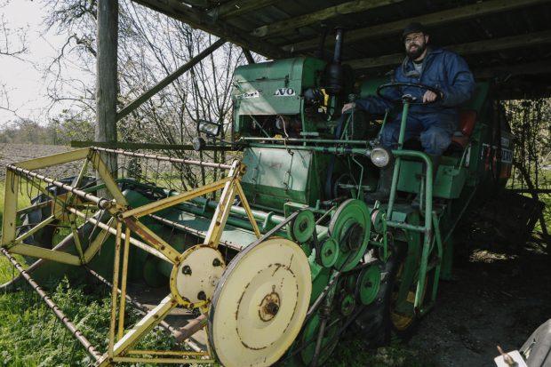 Gudhjem Maskinpark for Småskala Produktion